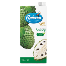 Rubicon Soursop (Guanabana) 100% Juice blend - No Sugar Added 1ltr
