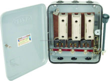 32A 415V TPN Switch Fuse Units