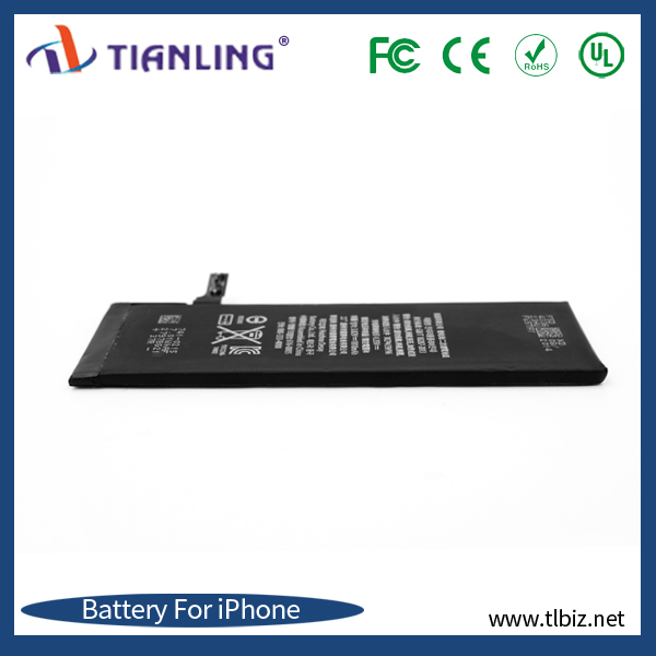 Wholesale high capacity mobile phone Battery For iphone
