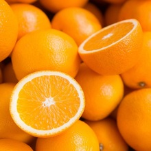 Fresh Citrus Fruit Navel Orange