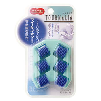 TOURMALIA Negative Ion Foot Shaping Rolling Massager made in Japan