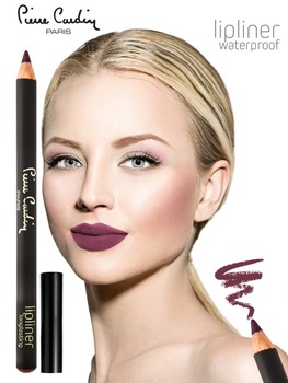 PIERRE CARDIN PARIS OEM New Serie Pure Violet Long Lasting Waterproof Lipliner Pencil