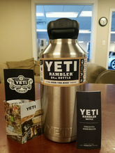 ALL NEW Yetys Rambler 64oz Bottle Coolers YRAMB64