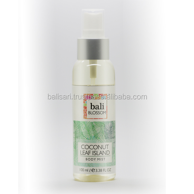 Body Mist Coconut Leaf Island