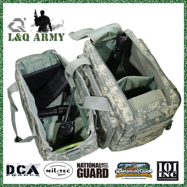 Tactical Shooting Gun Range Bag for pistol