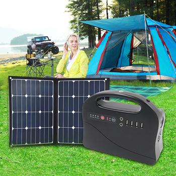 High Efficiency Generator Home Solar Power System