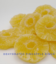 Thailand Dehydrated / Dried Fruits (PINEAPPLE SLICES /RINGS)