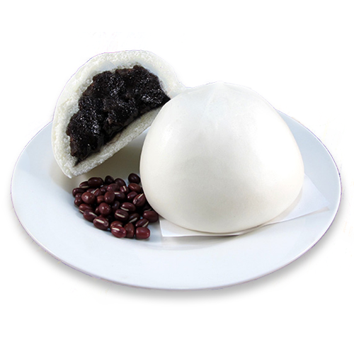 RED BEAN PAU BUN MADE BY PAU SEDAP