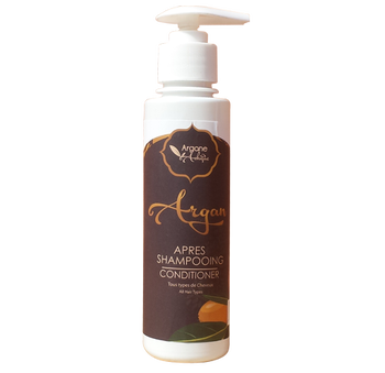 best OrganicNatural female daily care Argan hair conditioner without alcohol