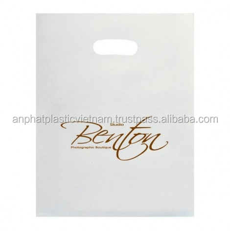 Die Cut Bag LLDPE Best Selling 2018
