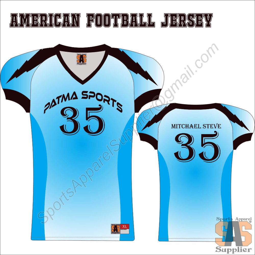 Low Price DriFit Youth and Adult Size Custom American Football Uniforms, American Football Uniforms Embroidered & Sublimated Tea