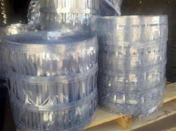 PVC Rigid Clear Blister Scrap available