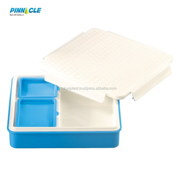 New Penta Go Lunch Box with 3 Compartment