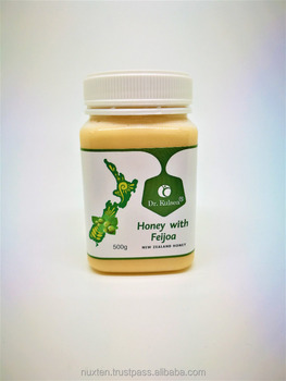 Dr. Kulsea: Honey with Feijoa 500g