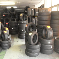 Fairly Used Car Tires from Germany