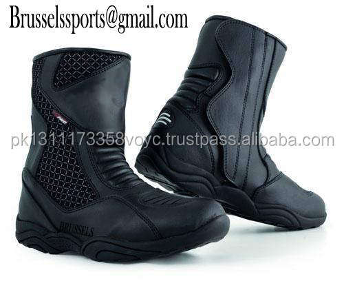Motorbike Sport Waterproof Boots Touring Motorcycle