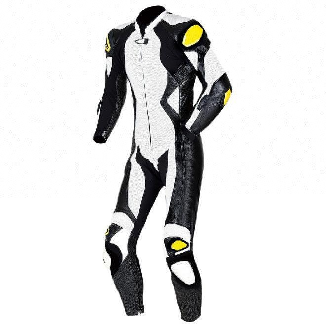 Cowhide Leather High Quality Custom Race fit Motorcycle suit