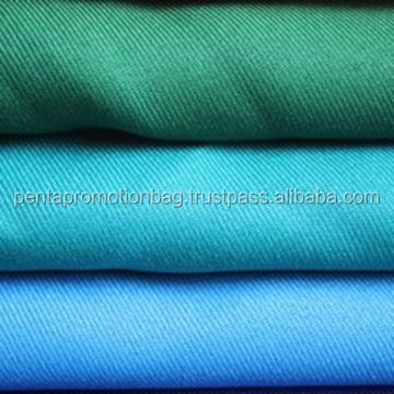 Custom Made, Requested Pantone Colour Woven Twill Fabric