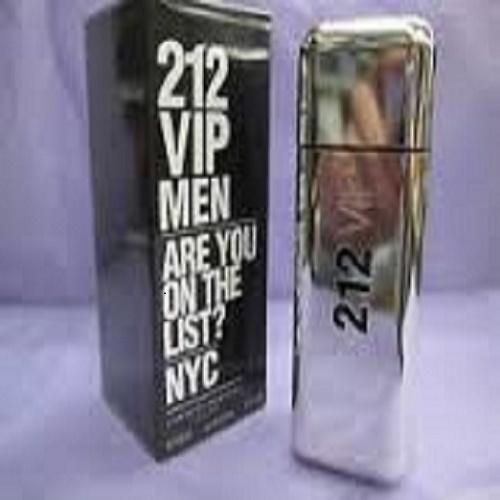 Original**Perfume**212**VIP**Cologne**EDT**Spray**3.4**oz**for**Men