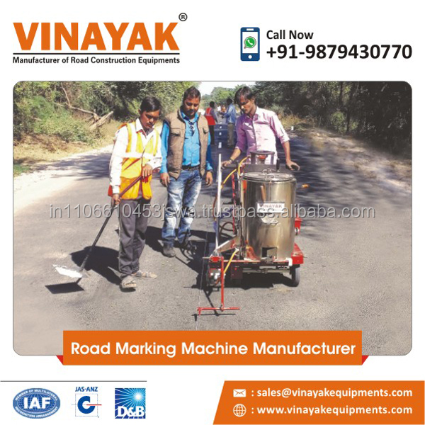 Road Marking Machine Manufacturer