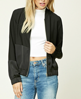 correctpouytr padded Quilted Bomber Jacket ladies women