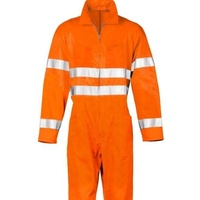 Flame Resistant Reflective Coverall Overall for men