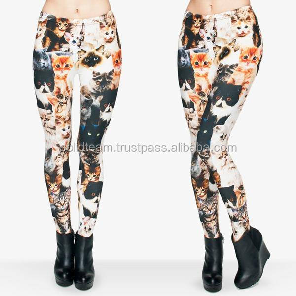 2017 NEW Flat lock Stitching OEM Gym Bottoms Jogging Bottoms Tights Woman Leggings for Women