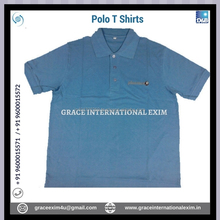 POLO T SHIRT IN SINGLE TEC AIRTEX FABRIC