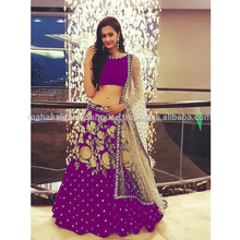 Exclusive Indian Designer Wedding Party wear Lehenga Choli