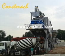 60 m3/h CAPACITY SELF PROPELLED MOBILE CONCRETE MIXING PLANT, MADE IN ITALY