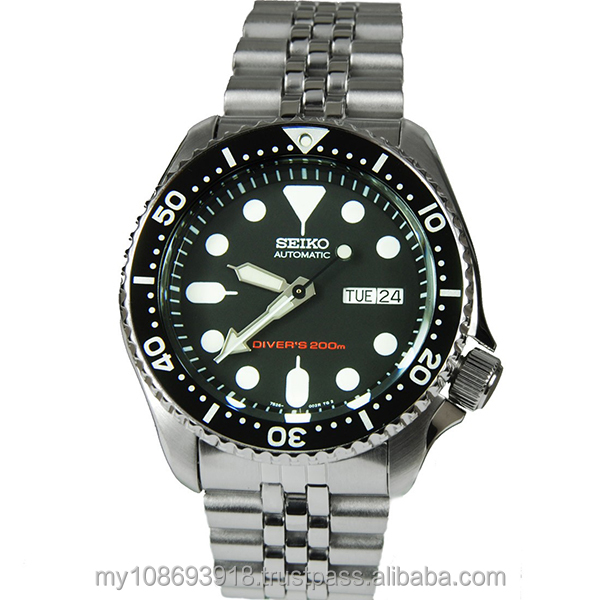 Seiko Watch SKX007K2 Diver's Automatic 200M Watch