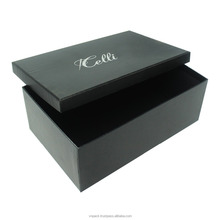 Custom paper shoes box style 2