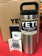 ALL NEW Yetys Rambler 18oz Water Bottle