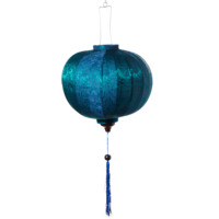VIETNAMESE HOI AN SILK LANTERNS FOR TRADITIONAL FESTIVAL WITH HIGH QUALITY