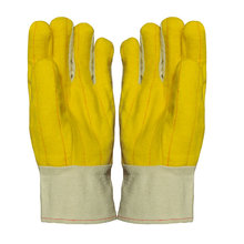 Cotton Drill Double Palm Gloves