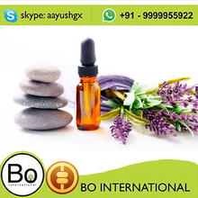 Top quality orchid skin care slimming essential oil for foot bath