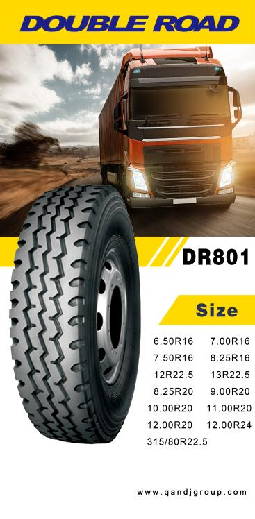 Double Road Tyre