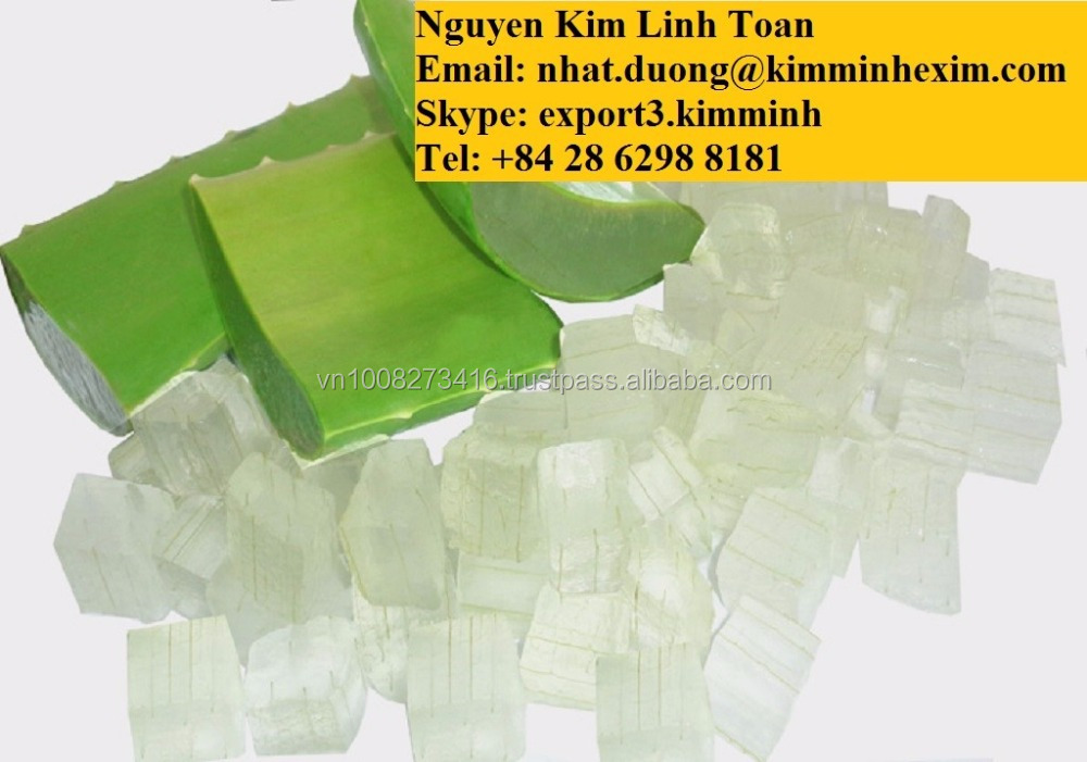 Frozen Aloe Vera with the high quality