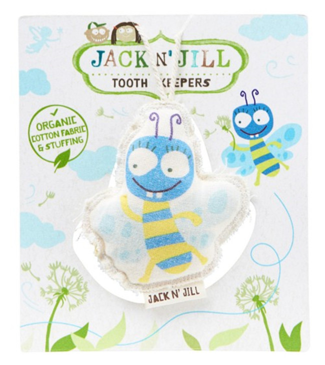 Toothkeeper Buzzy, Tooth Gift Pouch