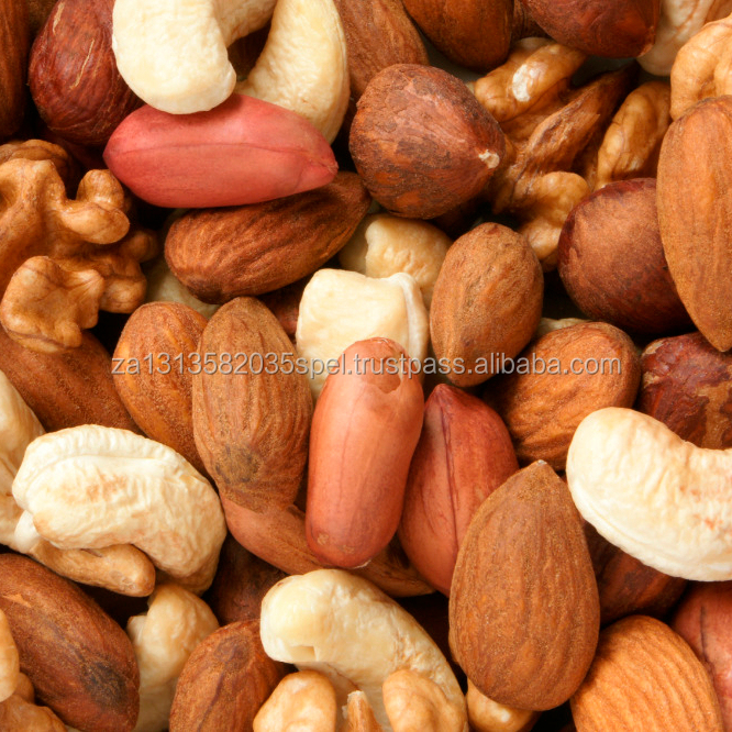 Mixed Nuts and Kernel