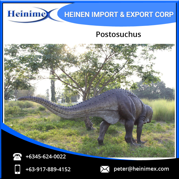 Jurassic Park Postosuchus for Sale at Low Price