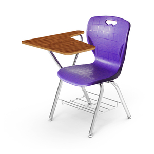Orizeal  school chair with tablet