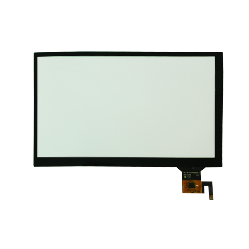 7.0 Inch MTP07GG-05A Capacitive Touch Screen 0.5 Pitch 6 PIN