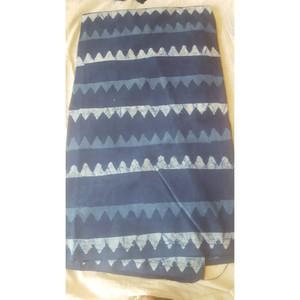 Cotton hand block printed fabrics bagru/sanganeri jaipuri fabric textile / 100% cotton
