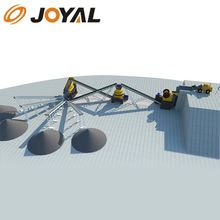 JOYAlL good quality Black Stone Concrete aggregate crusher plant , fixed crushing plant