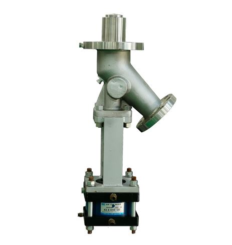 Tank Bottom Flush Valve for Petrochemical Industry and Oil & Gas Industries
