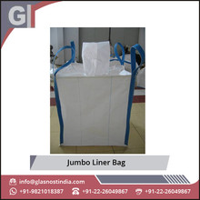 100% PP Material Made Jumbo Liner Bags for Bulk Export