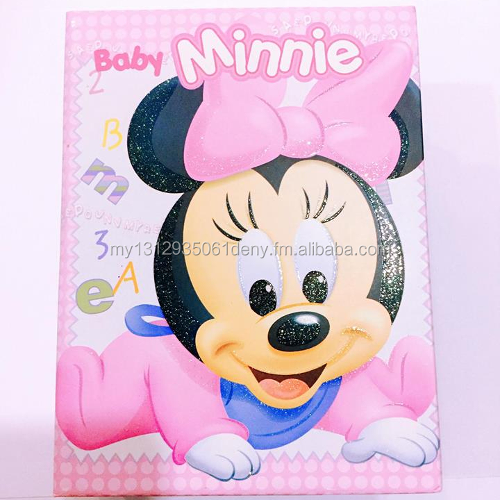 "4x6"" Mickey & Minnie Photo Album"