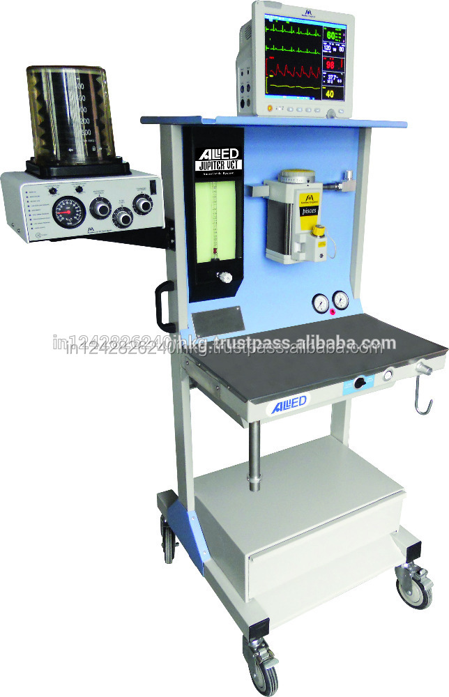 Veterinary medicative Anaesthesia Machine