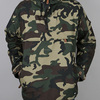Camouflage Pullover Windbreaker Jackets Camo Print